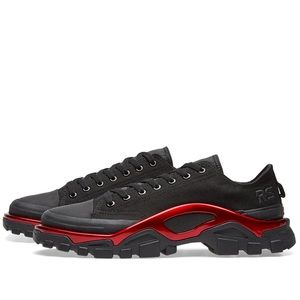 Raf simons X Adidas Detroit Sneakers size 11